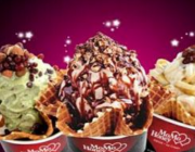 怎么做嚒嚒哈妮冰淇淋代理商?大概要多少钱