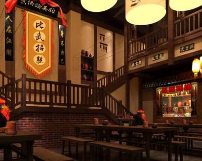 武侠主题餐厅开店怎么样?开店条件是什么