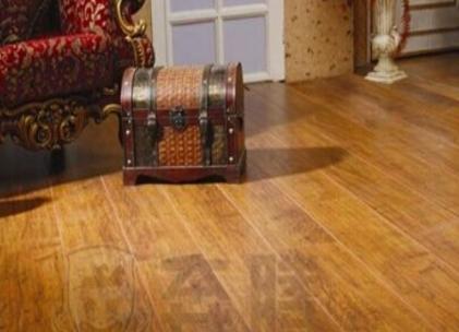 什么品牌的地板质量好 奔腾石墨烯自热地板_1