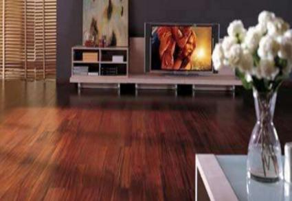 什么品牌的地板质量好 奔腾石墨烯自热地板_2