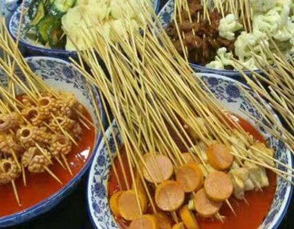 小區開個味湘語小吃有哪些經營竅門_1