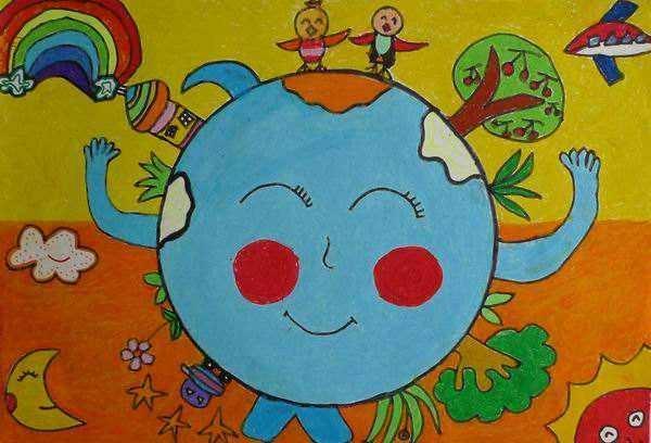 哎咔儿童创意美术市场优势在哪?_2