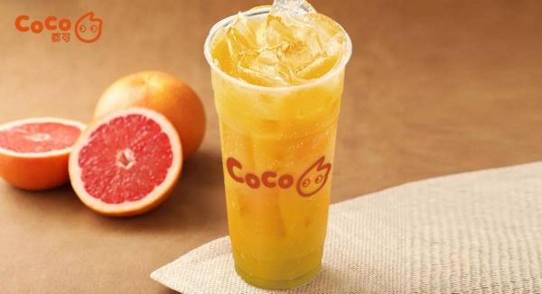 COCO奶茶加盟费多少钱
