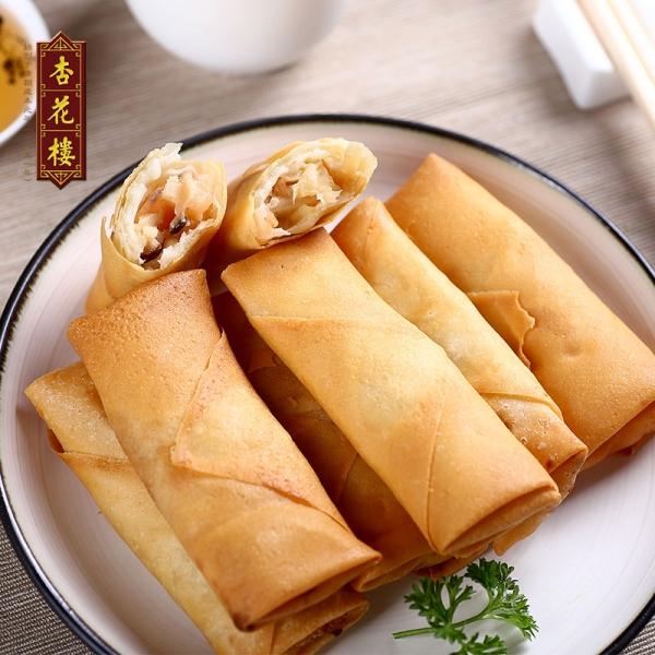 上海杏花楼饭店中餐加盟费多少_2