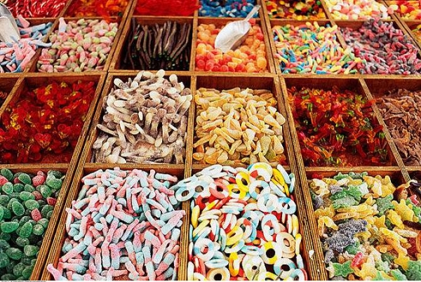 过年开糖果店能赚钱吗