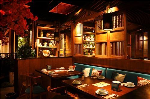 绿茶中餐厅加盟店好吗