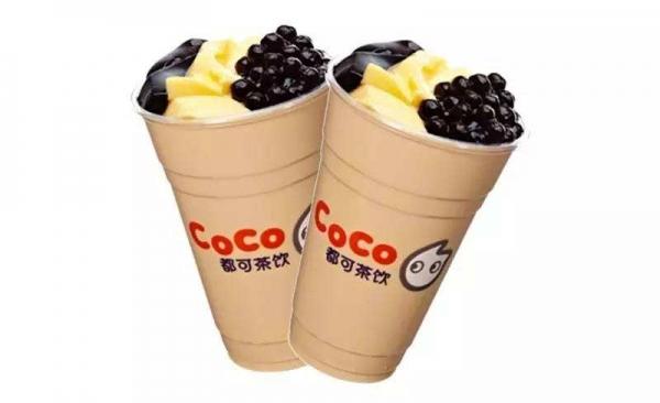成都开一家coco奶茶要多少钱?能赚钱吗?_1