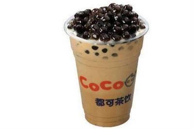 Coco奶茶双拼里有什么