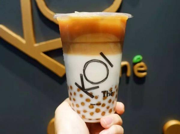 Koi奶茶加盟费多少_3