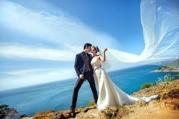 婚纱摄影加盟多少钱