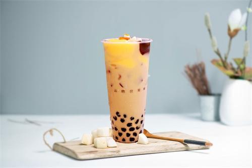 创业加盟奶茶店怎么样,投资多少合适