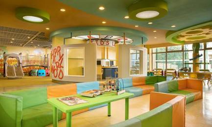 儿童乐园连锁,开心假日儿童乐园保障加盟商收益_2