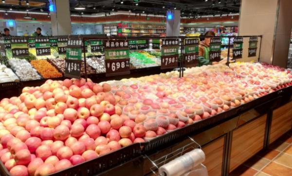 生鲜超市能够做线上服务吗_1
