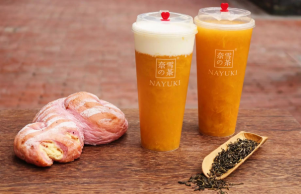 今天我们来谈一谈,奈雪的茶加盟条件_1