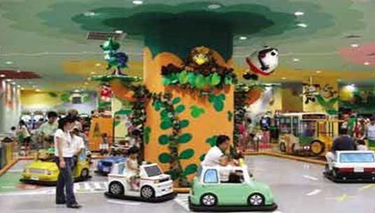 儿童乐园连锁,开心假日儿童乐园保障加盟商收益_3