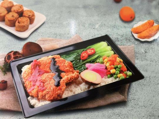 西安餐饮加盟店,台资味外卖快餐是加盟致富好选择_1