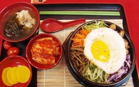 餐饮加盟创业,美石记石锅拌饭口味多样开店方便_2