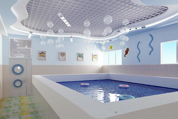 怎样才能维持婴儿游泳馆的好生意_2