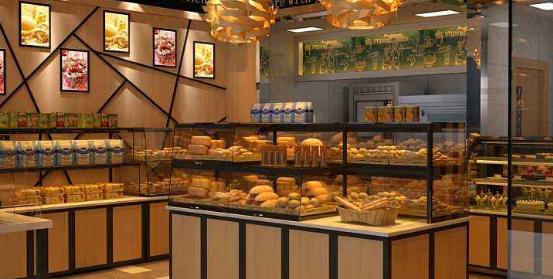 如何布置蛋糕加盟店,让消费者感觉温馨有购买欲望。_1