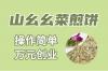 山幺幺菜煎饼