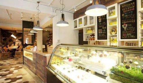 如何布置甜品加盟店的内部结构,才能让消费者感觉时尚温馨_3