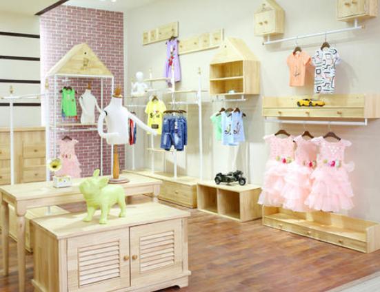 童装品牌加盟店如何去赢得市场_1