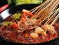 特色小吃冷锅串串香的制作方法