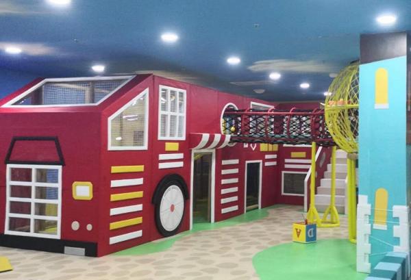 儿童乐园加盟店 如何考察和经营_1
