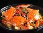 盖式蟹煲快餐美味好吃就是值得信赖