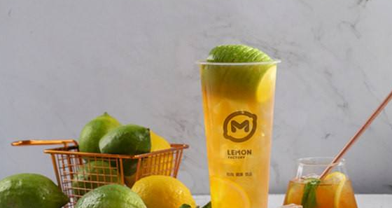 柠檬工坊饮品加盟商机好,创业风险小_3