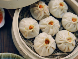 蟹黄灌汤饺培训
