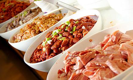 北京金釜山自助烤肉加盟费应该要多少?_1