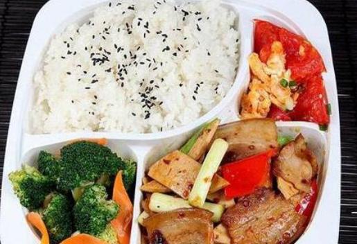 蓝与白中式快餐分析快餐店成功的3个窍门_2
