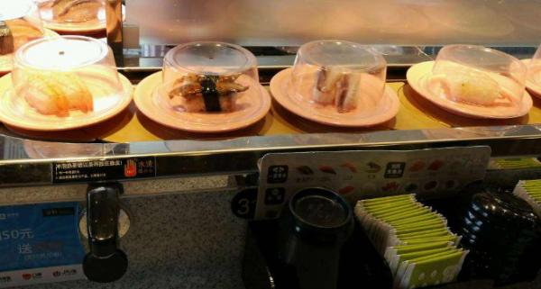 争鲜回转寿司加盟费是多少?_3