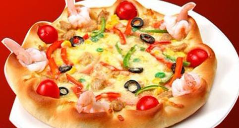 谈谈爱必喜披萨美食好吃吗?_1