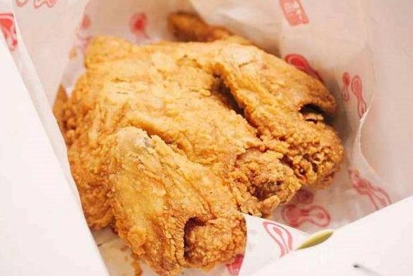 叫了个鸡好吃吗?看看它的受欢迎程度!_1