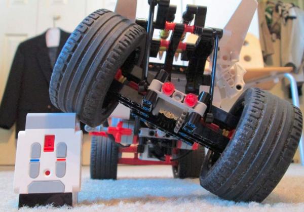 孩子接受乐高机器人教育有意义吗?_2