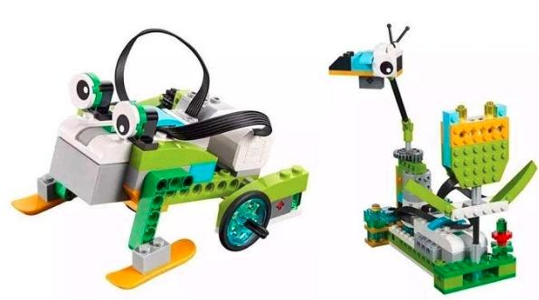 孩子接受乐高机器人教育有意义吗?_1