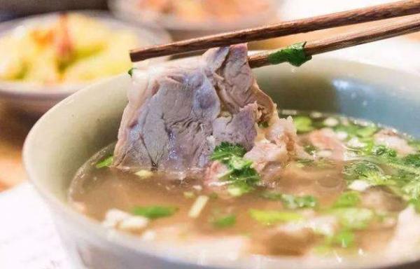 刘记羊肉汤加盟费及加盟条件_2