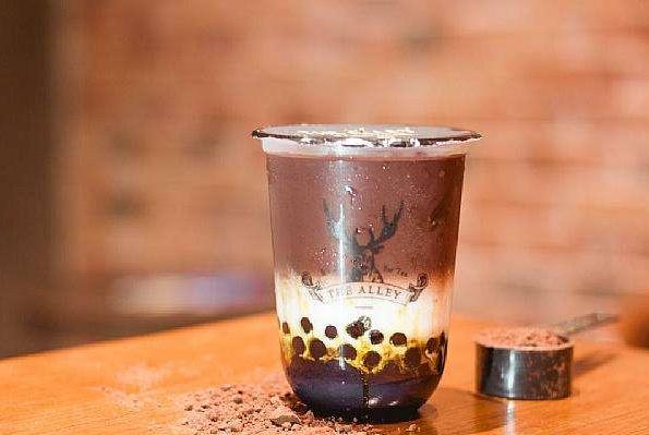 一张鹿角巷奶茶的新照片已经发布,它将为您带来这家在线红色饮料店的美味饮料_2