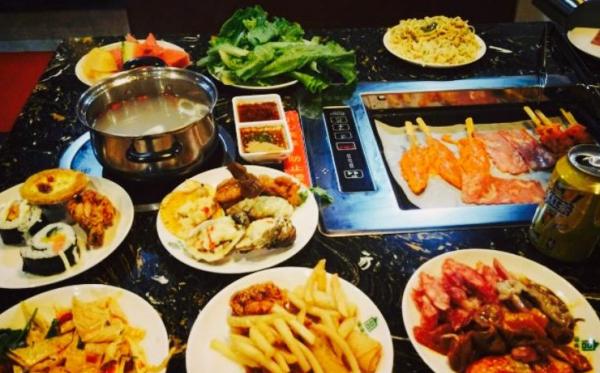 汉釜宫韩式自助烤肉如何加盟_2
