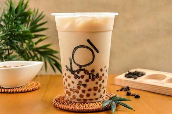 网红koi奶茶招牌推荐 这几款你有喝过吗?_1