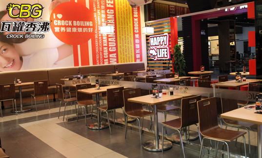 中式快餐加盟模式有什么