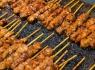 今日大众点评9.0的美食 傣味烧烤加盟店周末首选