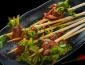 灌州老板凳砂锅串串香店一天能挣多少钱?