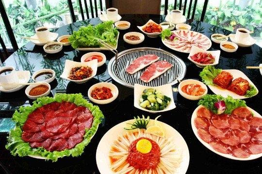 韩国餐饮:【烧烤篇】