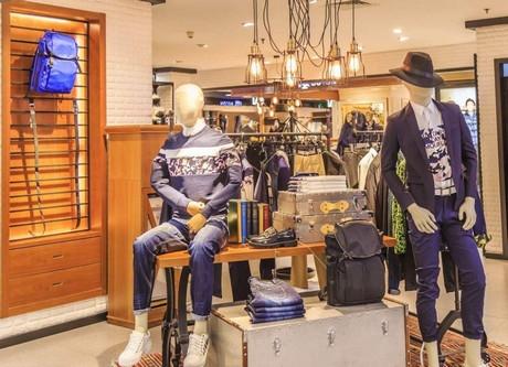 在商场开男装店的销售技巧是什么