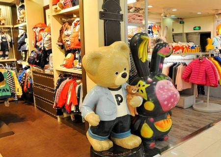 开童装店投资多少钱  今明娃娃无中间商诚招代理