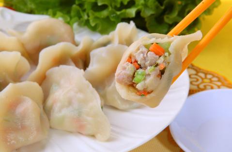 摺摺香饺子加盟