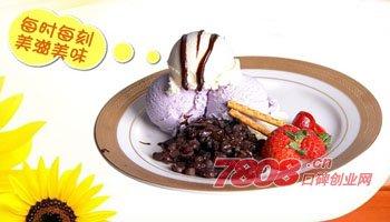 蒂米雪意式冰淇淋加盟